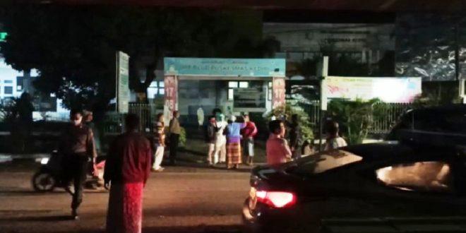 Karena sesak nafas, ODP asal Kediri Lombok Barat Meninggal Dunia