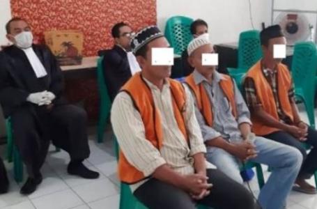 Kasus Pengerusakan Lahan di Samota, Terdakwa Divonis 4 Bulan