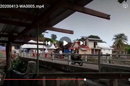 Hari Ini Murid di SDN 1 Tarusa Tetap Masuk Sekolah di Tengah Wabah Corona