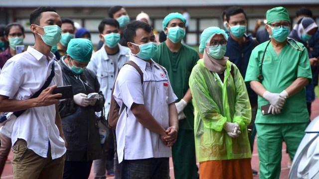 Alumni Matematika UI Prediksi Akhir Pandemi Virus Corona di Indonesia