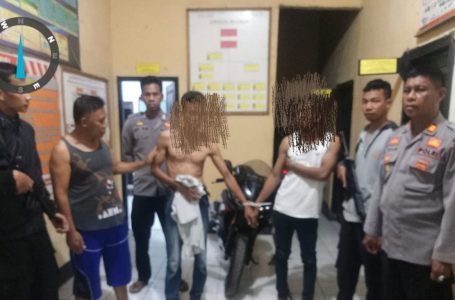 Polsek Empang Tangkap Pelaku Curanmor 3 Jam Setelah Beraksi