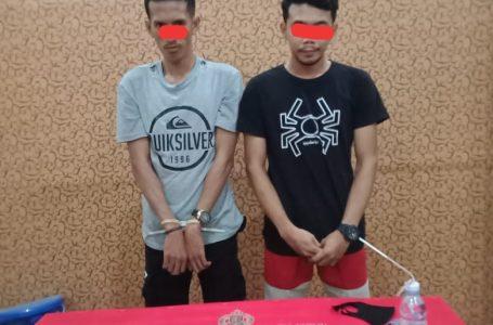 Tangkap Dua Pria, 13 Poket Sabu dan Uang Rp37,6 Juta Diamankan