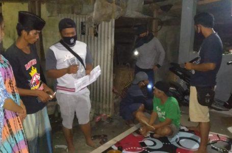 Bisnis Sabu, Polres Lombok Tengah Bekuk Tiga Pria