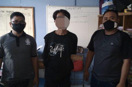 Sembunyi di Sekolah, Pencuri Ditangkap Tim Puma