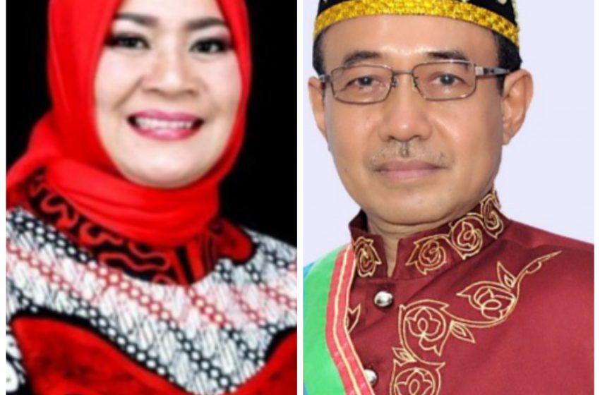 Keputusan Pemberhentian Novi dan H. Ikhsan Sebagai PNS Belum Diterima KPU
