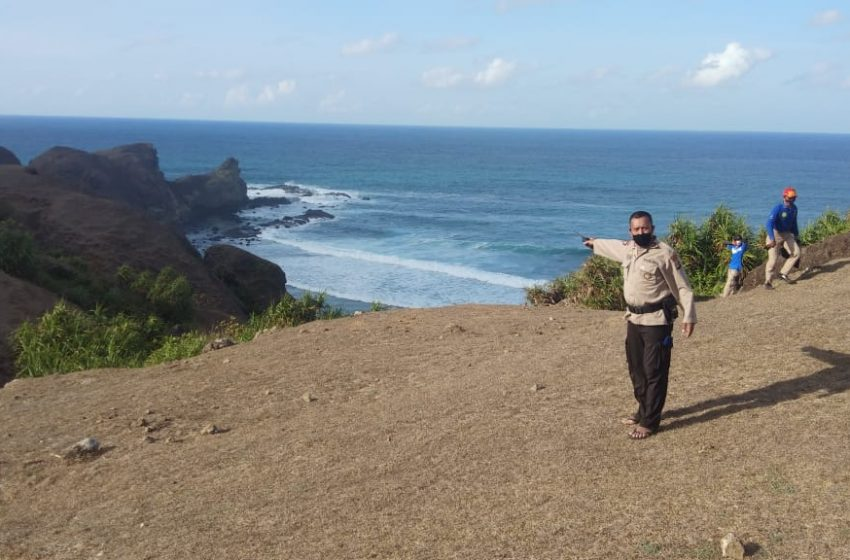 Asyik Selfi, Calon Siswa Brigadir Polri Hilang Diseret Ombak