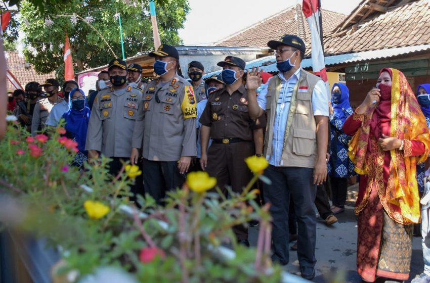 Gubernur NTB Kunjungi Kampung Sehat Arab Kenangan