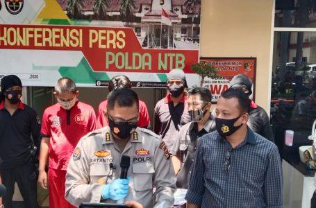 Kawanan Pembobol Alfamart Diringkus Tim Puma Polda NTB