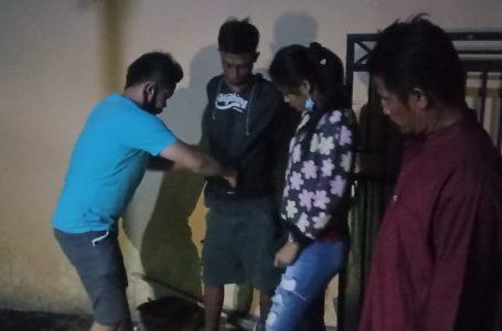 Lagi, Pengedar Sabu Asal Moyo Hulu Ditangkap