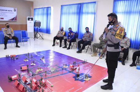 Polres KSB Siap Amankan Pilkada 9 Desember