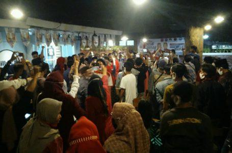 Ratusan Anak Muda Deklarasikan Dukungan untuk Husni-Ikhsan