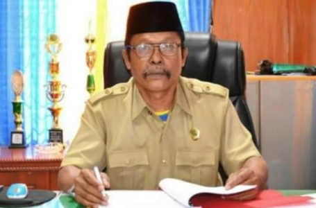 Drs. H. A Munir Kepala Kemenag Kabupaten Bima yang Baru