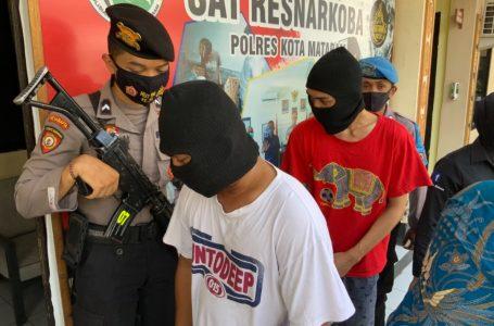 Beli Sabu, Dua Pengguna Dicokok Polisi
