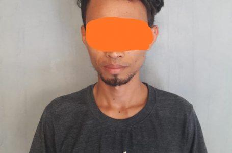 Miliki Sabu, Pemuda Asal Simpasai ini Dicokok Polisi