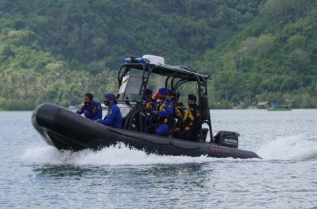 Awasi Perairan NTB, Puluhan Personil Gabungan Dikerahkan