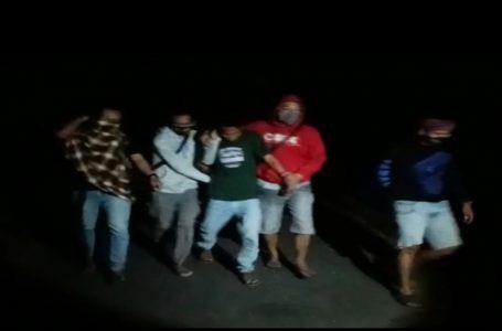 Komplotan Begal Sadis yang Meresahkan Warga Diringkus Tim Puma