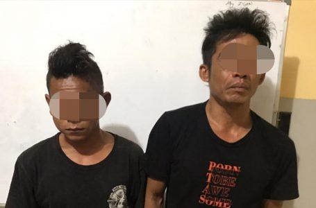 Bekuk Pengecer dan Bandar Narkoba, Polisi Sita Sepucuk Senpi Rakitan