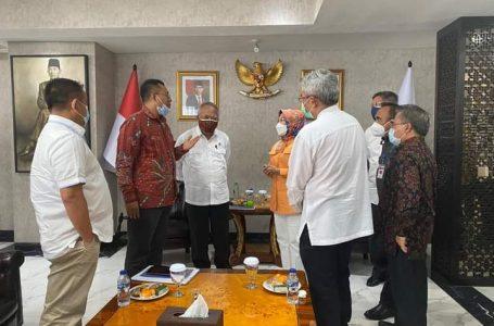 Percepat Mandalika, Ketua DPD RI Pertemukan Menteri PUPR dan Gubernur NTB
