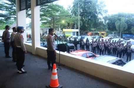 Pilkada Mataram, Polresta Sukses Amankan Tiga Putaran Debat