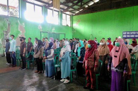 Pengawas TPS Se-Kabupaten Sumbawa Kembali Dibimtek