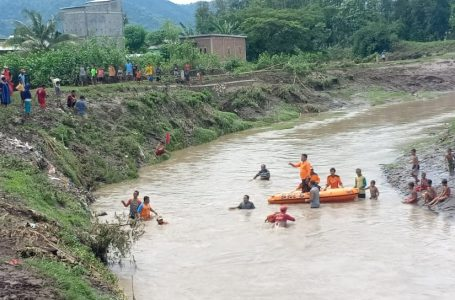 Seorang IRT di Dompu Tewas Terseret Arus Sungai Manggemaci