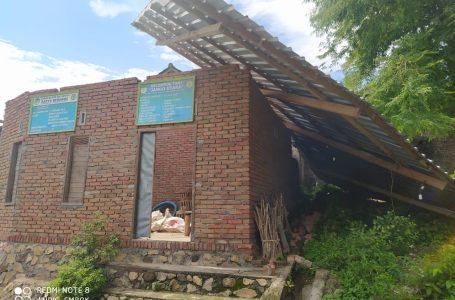 Angin Kencang Terjang 3 Desa di Lombok Tengah