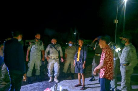 Asik Miras, 3 Pemuda Diamankan 2 Diantaranya Mahasiswa