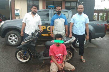 3 Tahun Buron, DPO Curanmor Ditangkap di Pasar Senggol