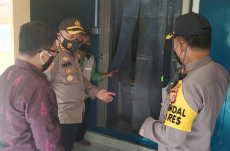 Gudang Penyimpanan Vaksin Covid-19 di Mataram Dijaga Ketat