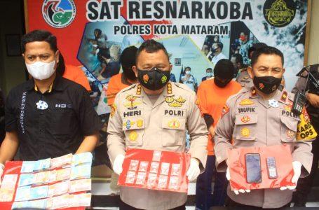 Bisnis Ekstasi, Oknum PNS Ditangkap Polisi