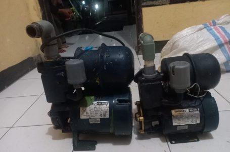 Polisi Tangkap Pencuri Mesin Air Pondok Pesantren di Lunyuk