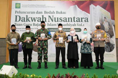 Buku Dakwah Nusantara TGB Diluncurkan