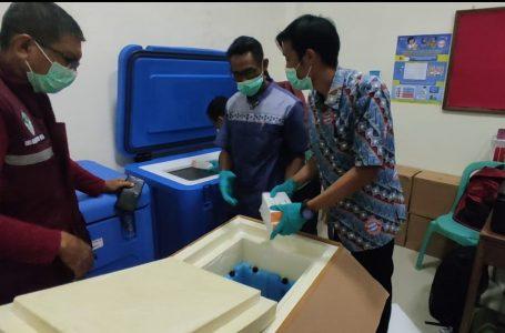 6.400 Dosis Vaksin Tiba di Sumbawa, Ini Kelompok Pertama yang Divaksin