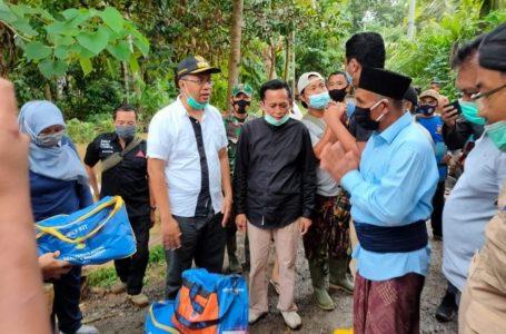 Gubernur NTB Kunjungi Korban Banjir Loteng dan Lobar