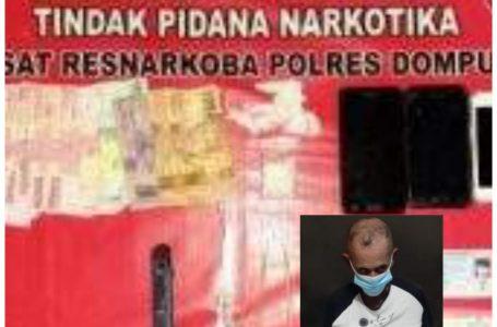Lama jadi Incaran Polisi, Kakek Pengedar Sabu di Dompu Akhirnya Dibekuk