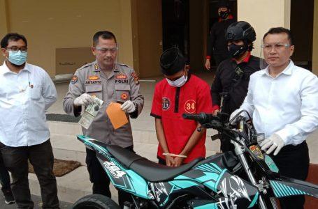 Jual Motor Curian untuk Biaya Nikah, Pria di Lombok Tengah Ini Diciduk Polisi