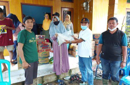 Kunjungi Keluarga Korban Banjir di Batu Tering, Ansori Siap Perjuangkan JUT