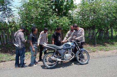 3 Pemuda di Moyo Hulu Tertangkap Usai Pesta Sabu