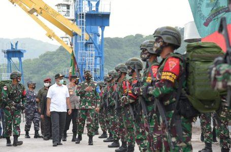 400 Prajurit Dikirim Amankan Perbatasan Indonesia-Timor Leste