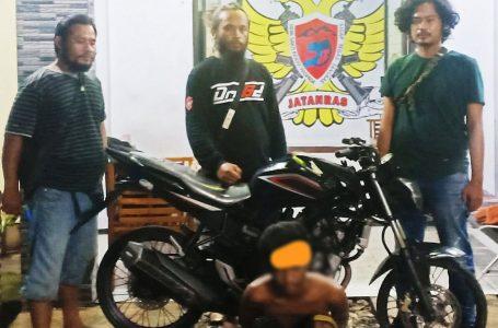 Polres Bima Ringkus Pelaku Penggelapan Sepeda Motor