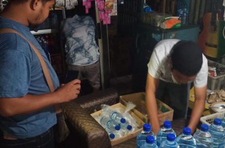 Polres Sumbawa Gulung Penjual Miras di Alas