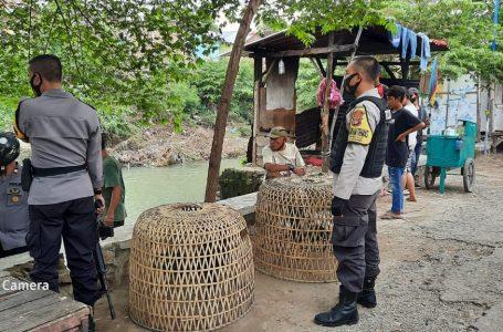 Giliran Judi Sabung Ayam di Brang Bara Digerebek Polisi