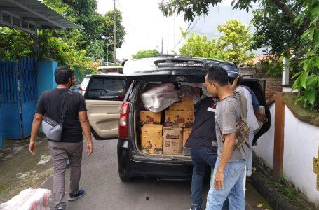 Sepekan, Ribuan Liter Miras Disita Polisi