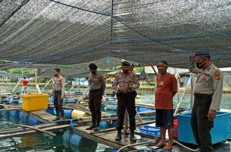 Antisipasi Penyelundupan Benih Lobster, Polres Sumbawa Gencarkan Patroli