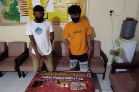 Dua Pemuda di KSB Diringkus Polisi