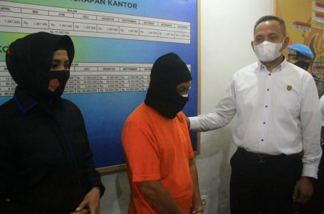 Tukang Ojek Terancam 20 Tahun Penjara