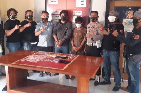 Pengedar Narkoba Ditangkap Saat Asyik Sarapan Sabu