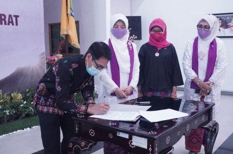 Hj. Niken Ketua PPI NTB 2021-2026