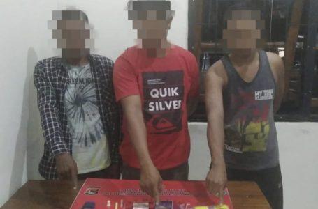 Polres Sumbawa Ringkus Tiga Pelaku Narkoba