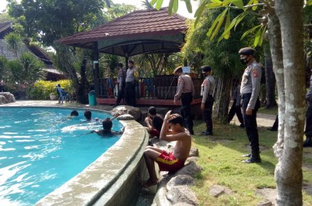 Polres Sumbawa Tingkatkan Pengawasan Prokes di Tempat Wisata